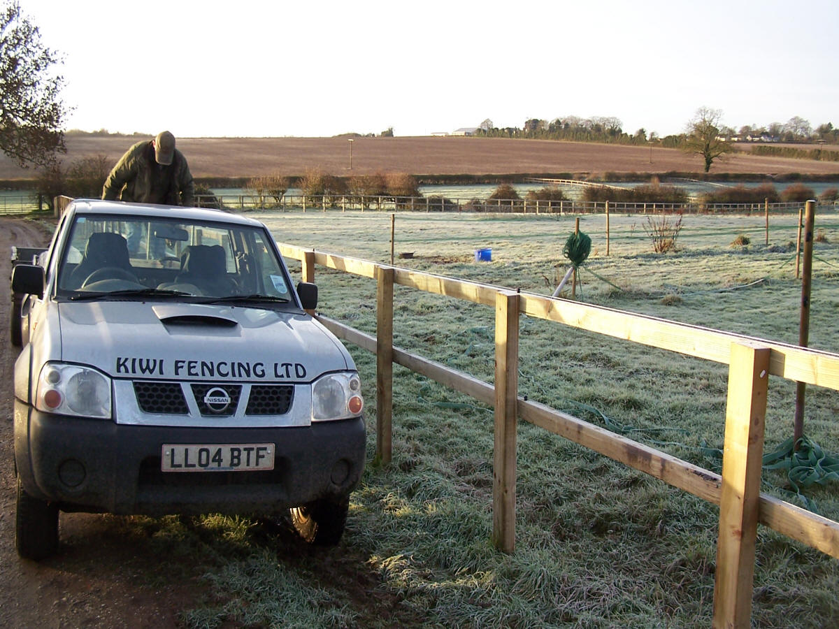 Kiwi Fencing Ltd – The Best a Fence Can Get!